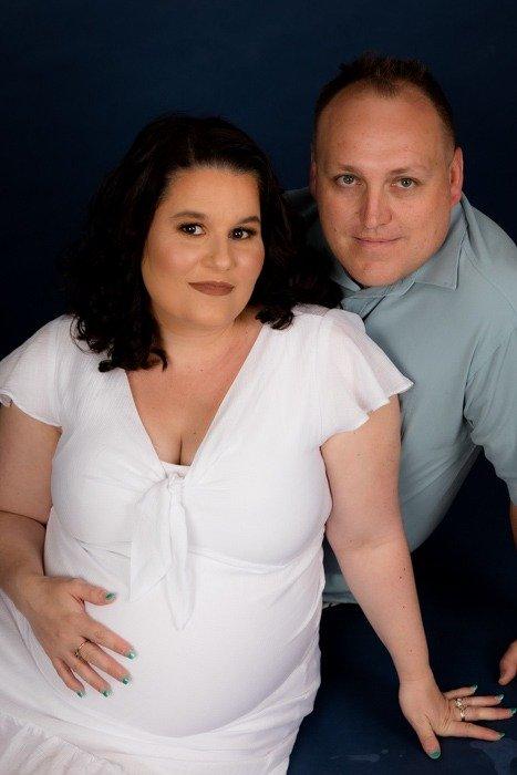 Leah Martin (Pregnancy 2019) 106