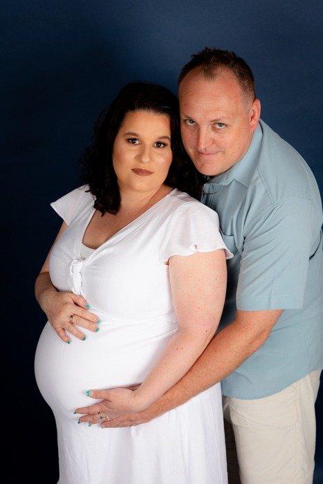 Leah Martin (Pregnancy 2019) 84