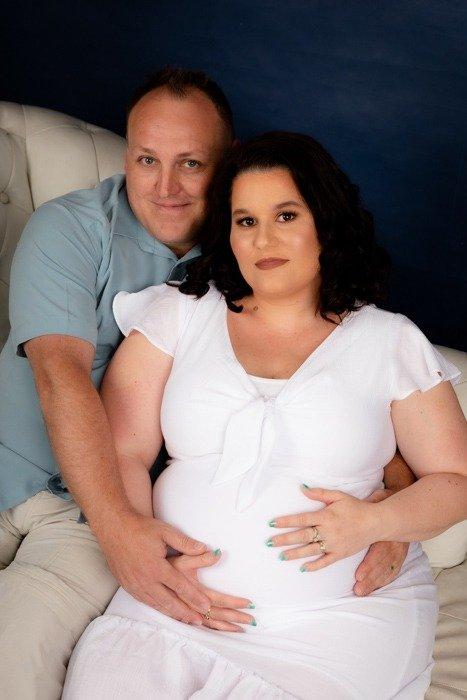 Leah Martin (Pregnancy 2019) 72