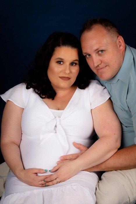 Leah Martin (Pregnancy 2019) 54