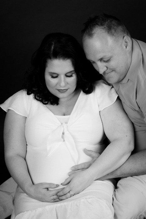 Leah Martin (Pregnancy 2019) 52