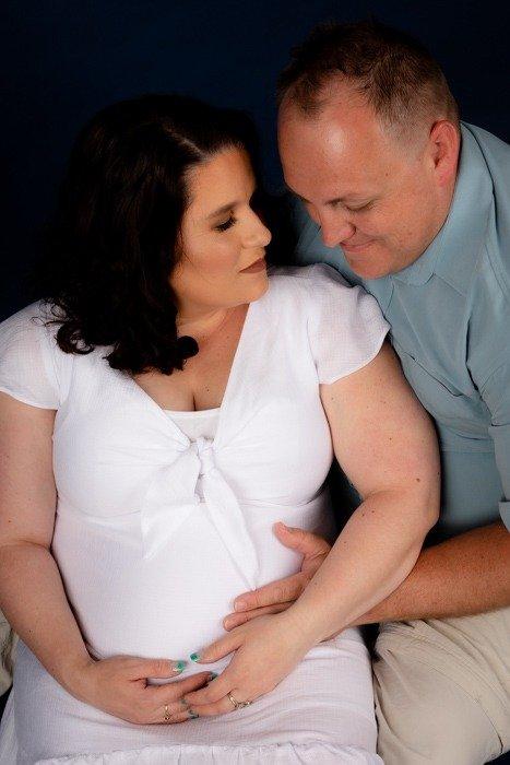 Leah Martin (Pregnancy 2019) 50